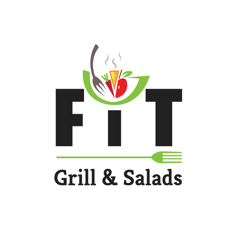 Fit Grill And Salads Logo
