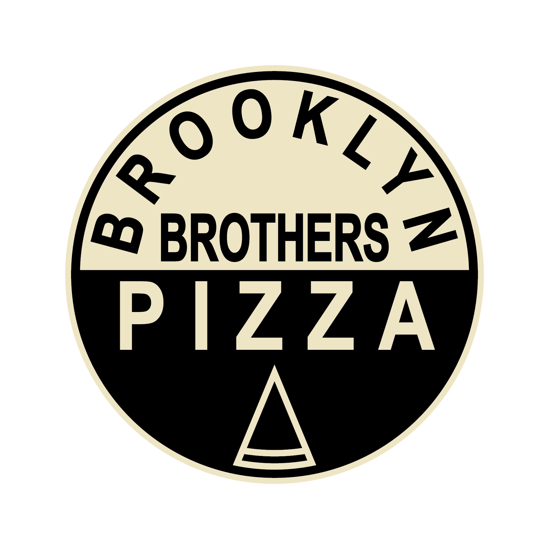 Brother's Pizza Brooklyn Logo