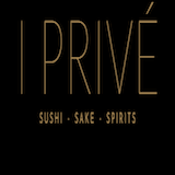 I Prive Sushi Sake Spirits Logo