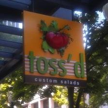 Toss'd Logo