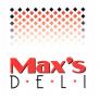 Max's Deli Cafe Logo