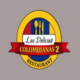 LAS DELICIAS COLOMBIANAS Logo