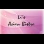 Li's Chinese Bistro Logo