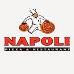 Napoli Pizza - W Sahara Logo