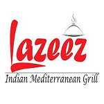 Lazeez Indian-Mediterranean Logo
