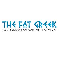 The Fat Greek Logo