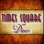 Times Square Diner Logo