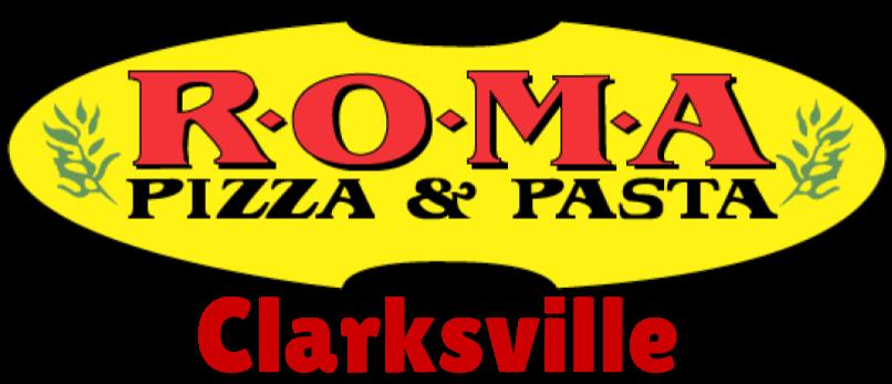 Roma Pizza & Pasta - Clarksville Logo