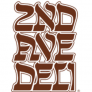 2nd Ave Deli Logo