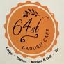 64st Garden Cafe Logo