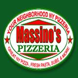 Massino's Pizzeria Logo