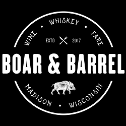 Boar & Barrel Logo
