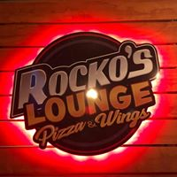Rocko's Lounge Pizza and Wings  Logo