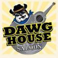 Dawghouse Saloon` Logo