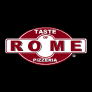 Taste Of Rome Pizza Logo