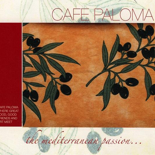 Cafe Paloma Logo