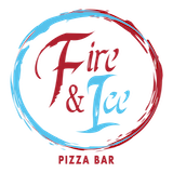 Fire and Ice Pizza Bar Logo