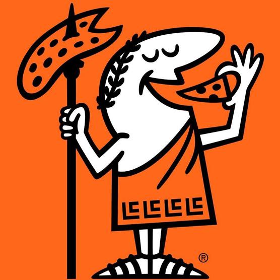 Caesar's Pizza (5200 East William Cannon Drive) Logo
