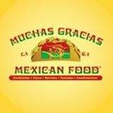 Muchas Gracias Mexican Food (SW Barbur Blvd) Logo