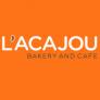 L'acajou Bakery and Cafe Logo