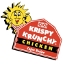 Howard Krispy Krunchy Chicken & Pizza Logo