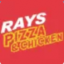 Ray's pizza and Chicken Logo
