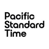 Pacific Standard Time Logo