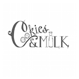 Cookies & Milk Logo