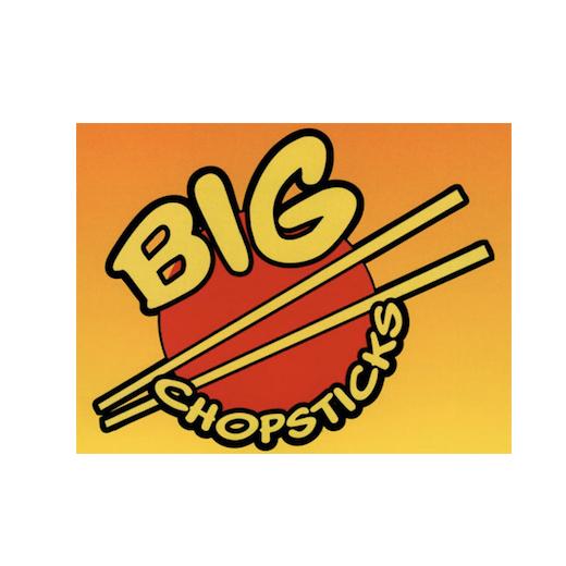 Big Chopsticks Logo