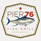 Pier 76 Fish Grill Logo