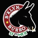 B'klyn Burro- Clinton Hill Logo