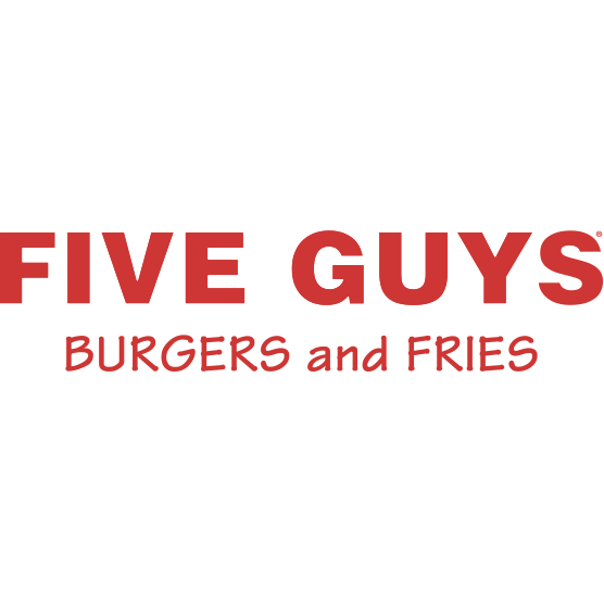 Five Guys TN-1044 311 Sam Ridley Parkway West Logo