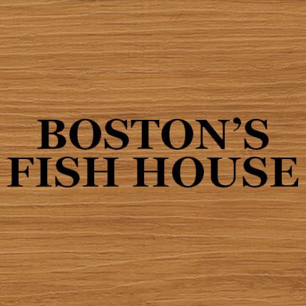 Boston's Fish House Logo