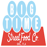 Big Time Street Food Logo