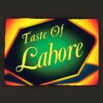 Taste of Lahore Logo