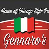 Gennaro's Pizza Steaks Logo