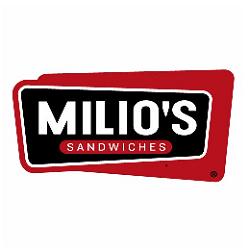 Milio's Sandwiches - Commercial Avenue Logo