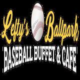 Lefty's Ballpark Buffet & Cafe Logo