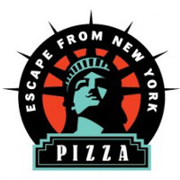 Escape From New York Pizza - Financial District Logo