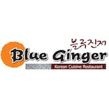 Blue Ginger Korean Grill Logo