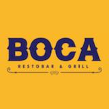 BOCA Restobar & Grill Logo