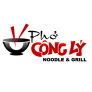 Pho Cong Ly Noodle and Grill Logo