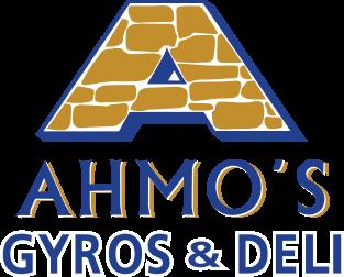 Ahmo's Gyro & Deli Logo
