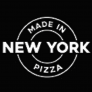 Made In New York Pizza Logo
