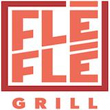 Fle Fle Grill  Logo