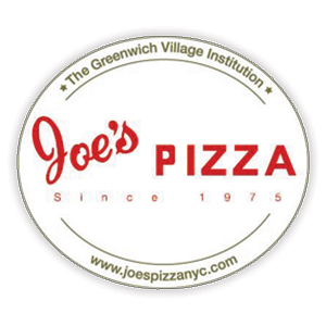 Joe's Pizza on Broadway Logo
