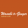 Wasabi and Ginger Logo
