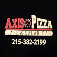 Axis Pizza Logo