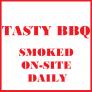 Tasty BBQ Logo