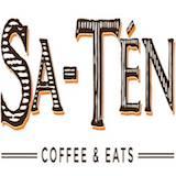 Sa-Ten Coffee & Eats Logo